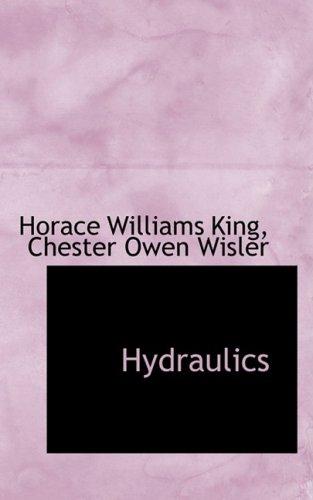 9780559484629: Hydraulics
