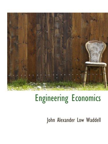 9780559490712: Engineering Economics