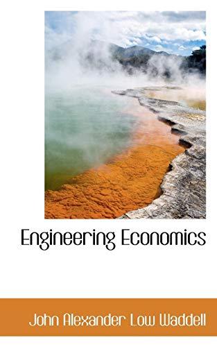 9780559490767: Engineering Economics