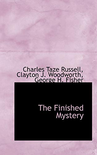 9780559508257: The Finished Mystery
