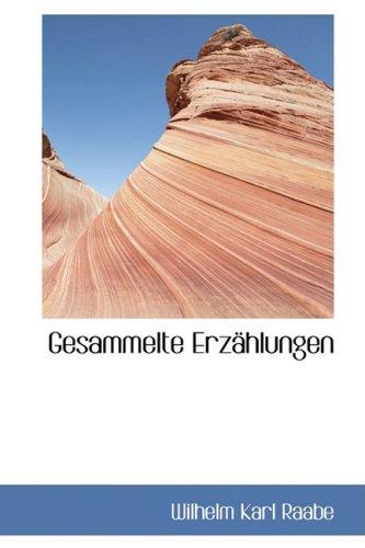 9780559509483: Gesammelte Erzahlungen (German Edition)