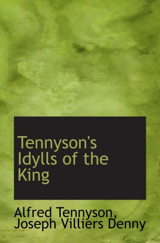 9780559522291: Tennyson's Idylls of the King