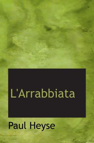 9780559525612: L'Arrabbiata