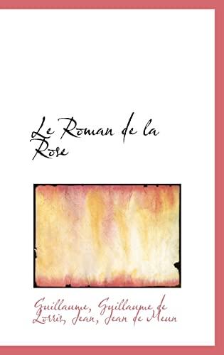 9780559526459: Le Roman De La Rose