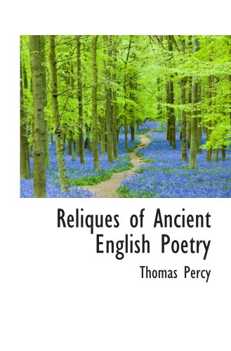 9780559529061: Reliques of Ancient English Poetry