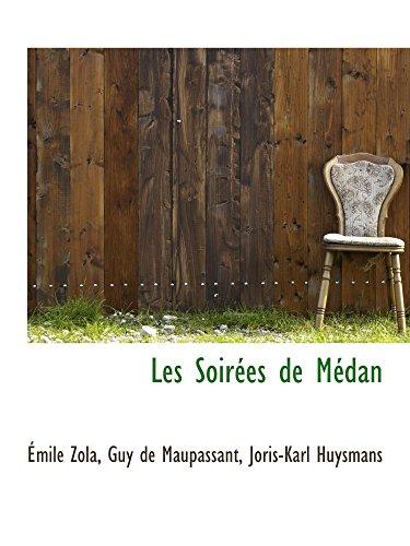 9780559532436: Les Soirées de Médan (French Edition)