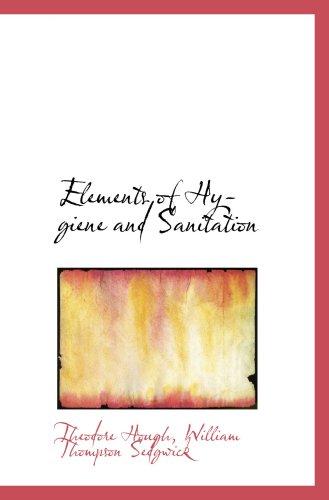 9780559549120: Elements of Hygiene and Sanitation