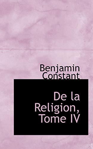 9780559558962: De La Religion: 4