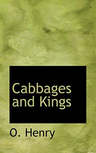 9780559579196: Cabbages and Kings