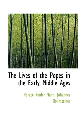 9780559587856: The Lives of the Popes in the Early Middle Ages
