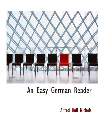 9780559591204: An Easy German Reader