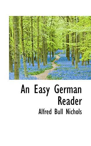 9780559591259: An Easy German Reader