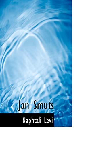 9780559591631: Jan Smuts