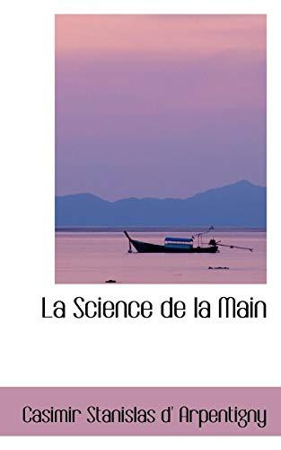 9780559591655: La Science de la Main (French Edition)
