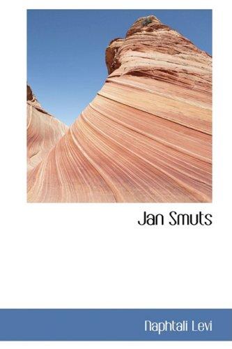 9780559591662: Jan Smuts