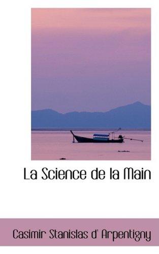 9780559591686: La Science de la Main (French Edition)