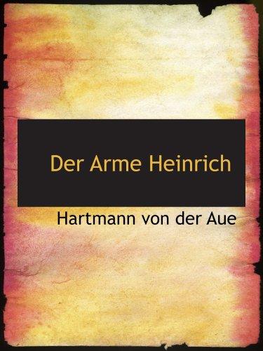 9780559603273: Der Arme Heinrich