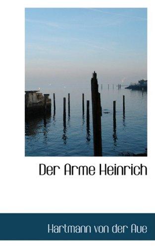 9780559603358: Der Arme Heinrich