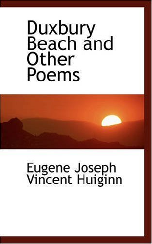 9780559607202: Duxbury Beach and Other Poems