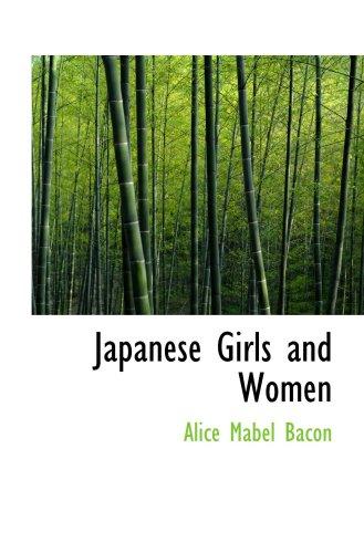 9780559610271: Japanese Girls and Women