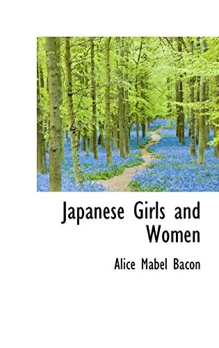 9780559610318: Japanese Girls and Women