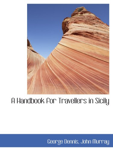 9780559619434: A Handbook for Travellers in Sicily