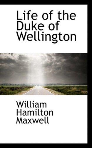 9780559622397: Life of the Duke of Wellington