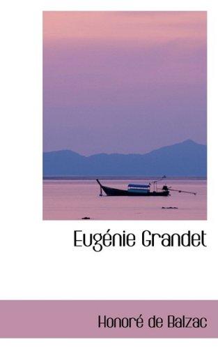 9780559627187: Eugénie Grandet (French Edition)