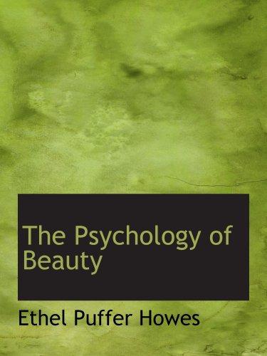 9780559629525: The Psychology of Beauty