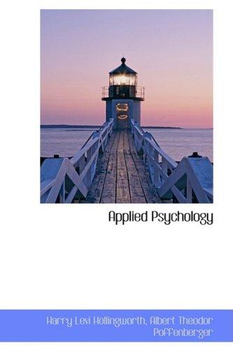 9780559631108: Applied Psychology