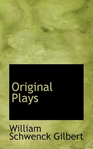 9780559637674: Original Plays