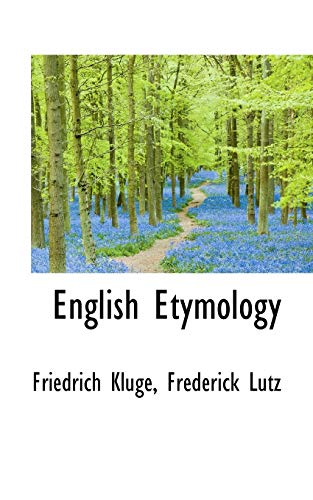 9780559639456: English Etymology