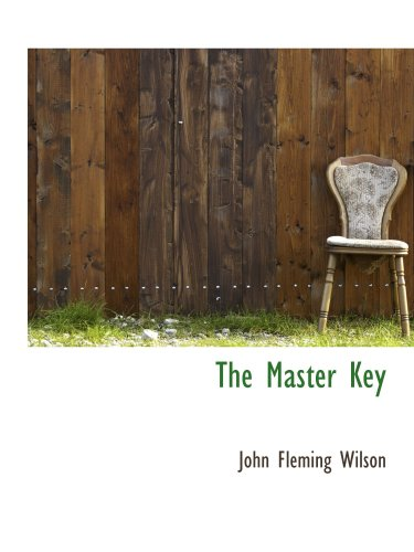9780559700842: The Master Key