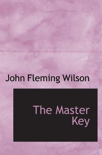 9780559700866: The Master Key