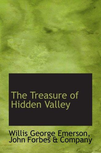 9780559724206: The Treasure of Hidden Valley