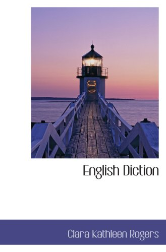 9780559730658: English Diction