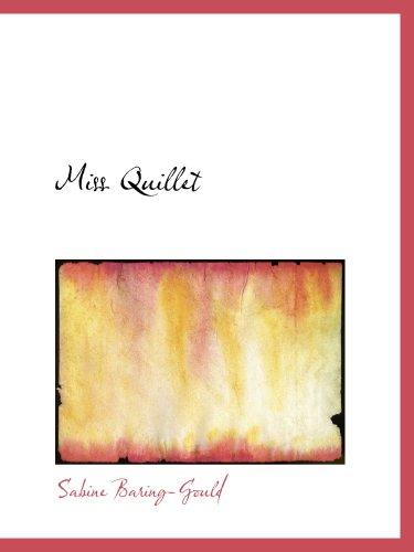 9780559738197: Miss Quillet