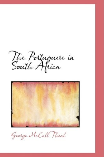9780559808791: The Portuguese in South Africa
