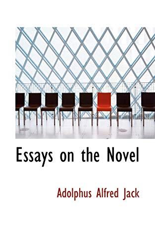 9780559831775: Essays on the Novel