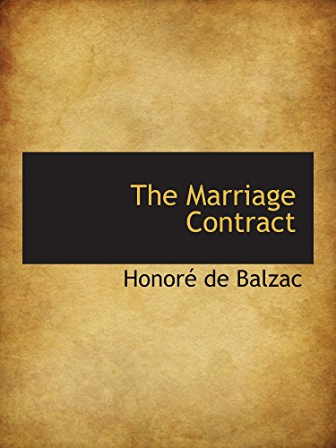 9780559840654: The Marriage Contract