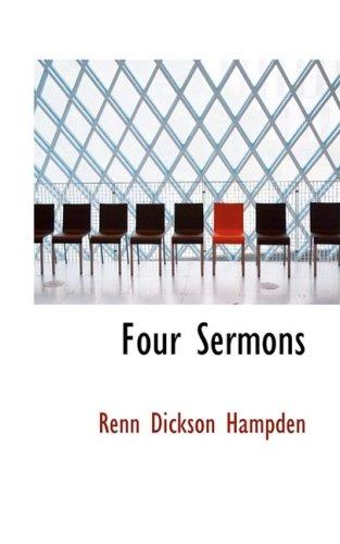 9780559846465: Four Sermons