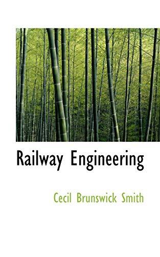 9780559847929: Railway Engineering