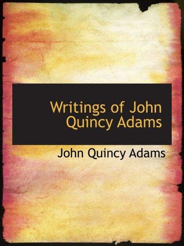 john adams writings