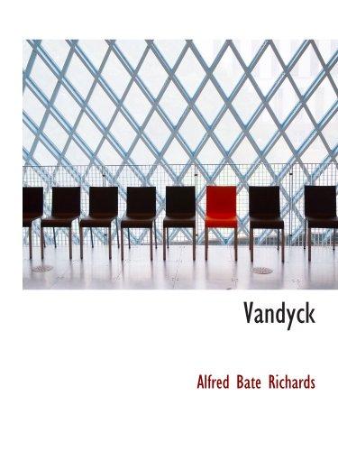 Vandyck (0559878214) by Richards, Alfred Bate