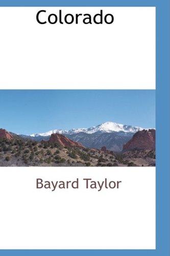 9780559894022: Colorado