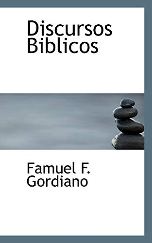 9780559904349: Discursos Biblicos