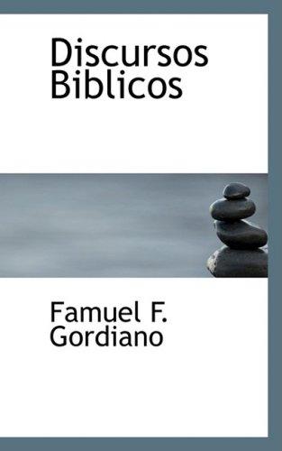 9780559904370: Discursos Biblicos