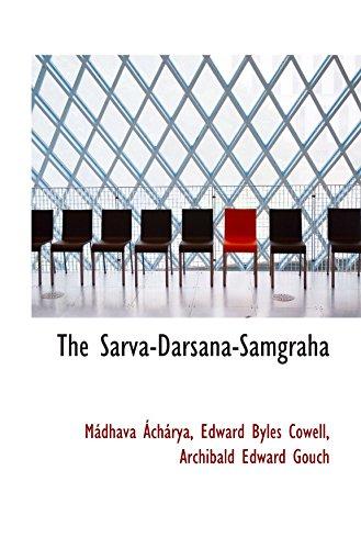 9780559913846: The Sarva-Darsana-Samgraha