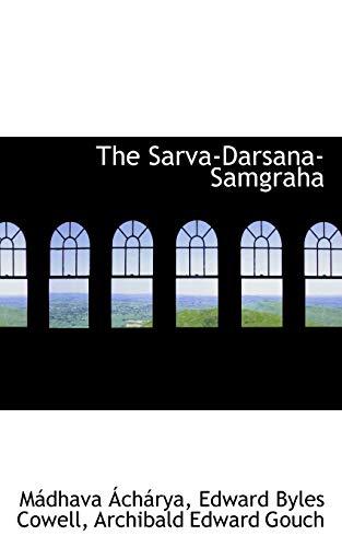9780559913891: The Sarva-Darsana-Samgraha
