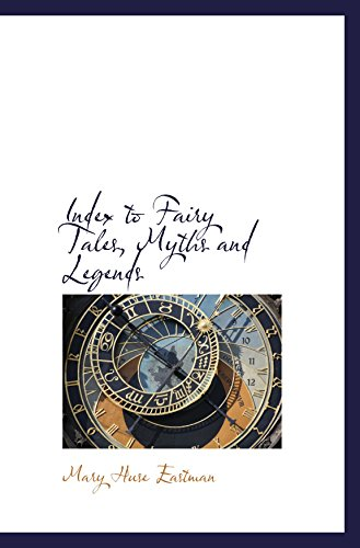 9780559915154: Index to Fairy Tales, Myths and Legends